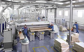 Компании по производству кухонь