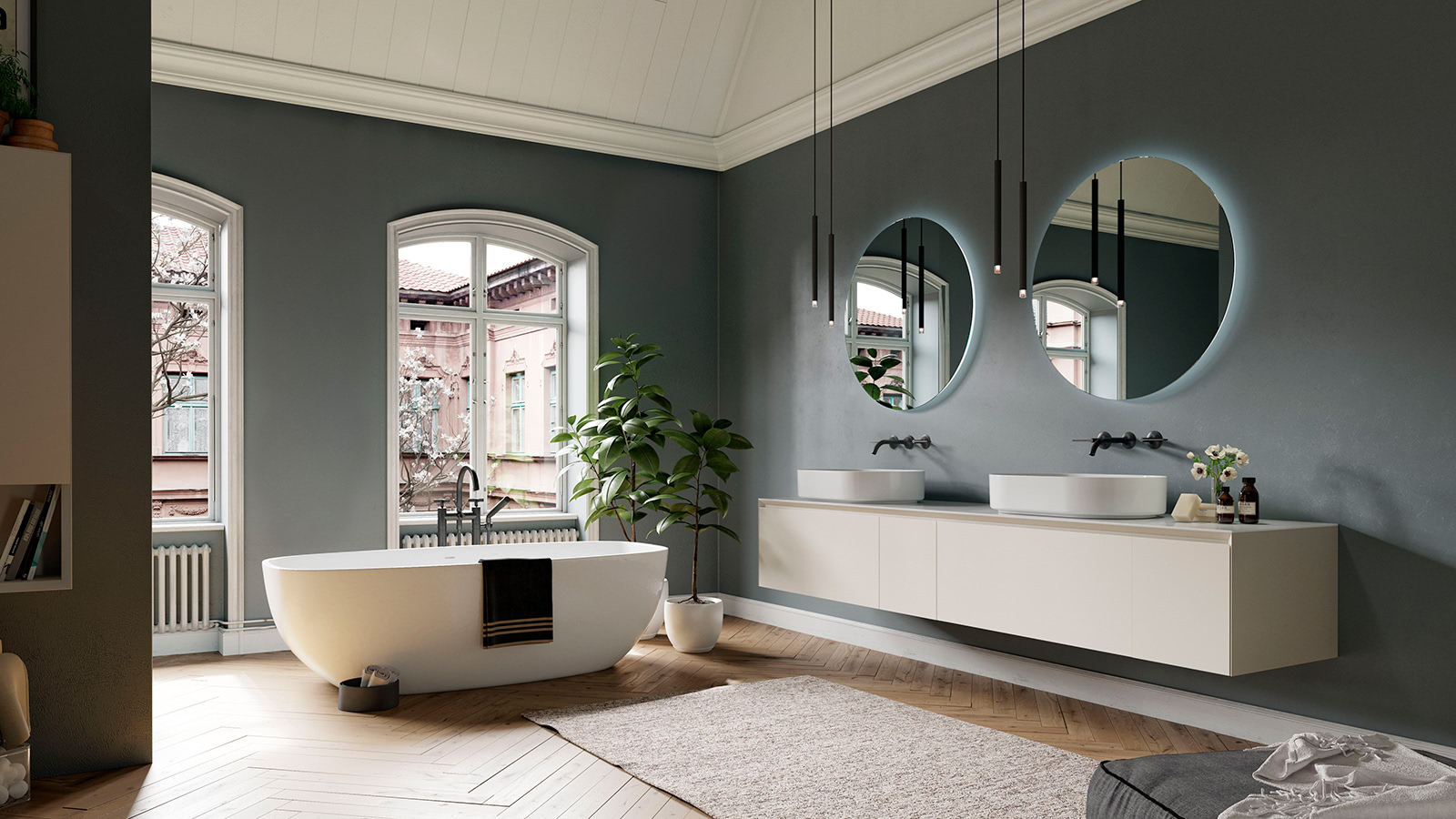 сантехника для ванны