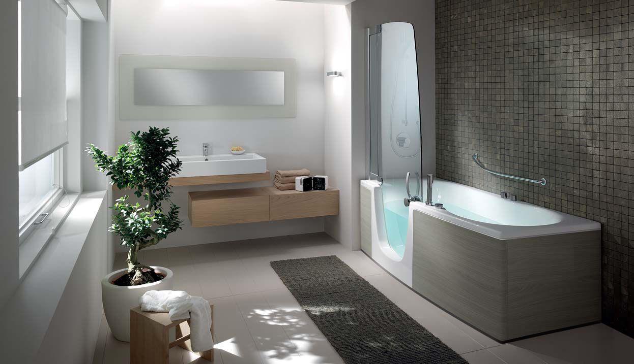 отличный дизайн ванны