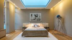 светодиодное освещение в спальне