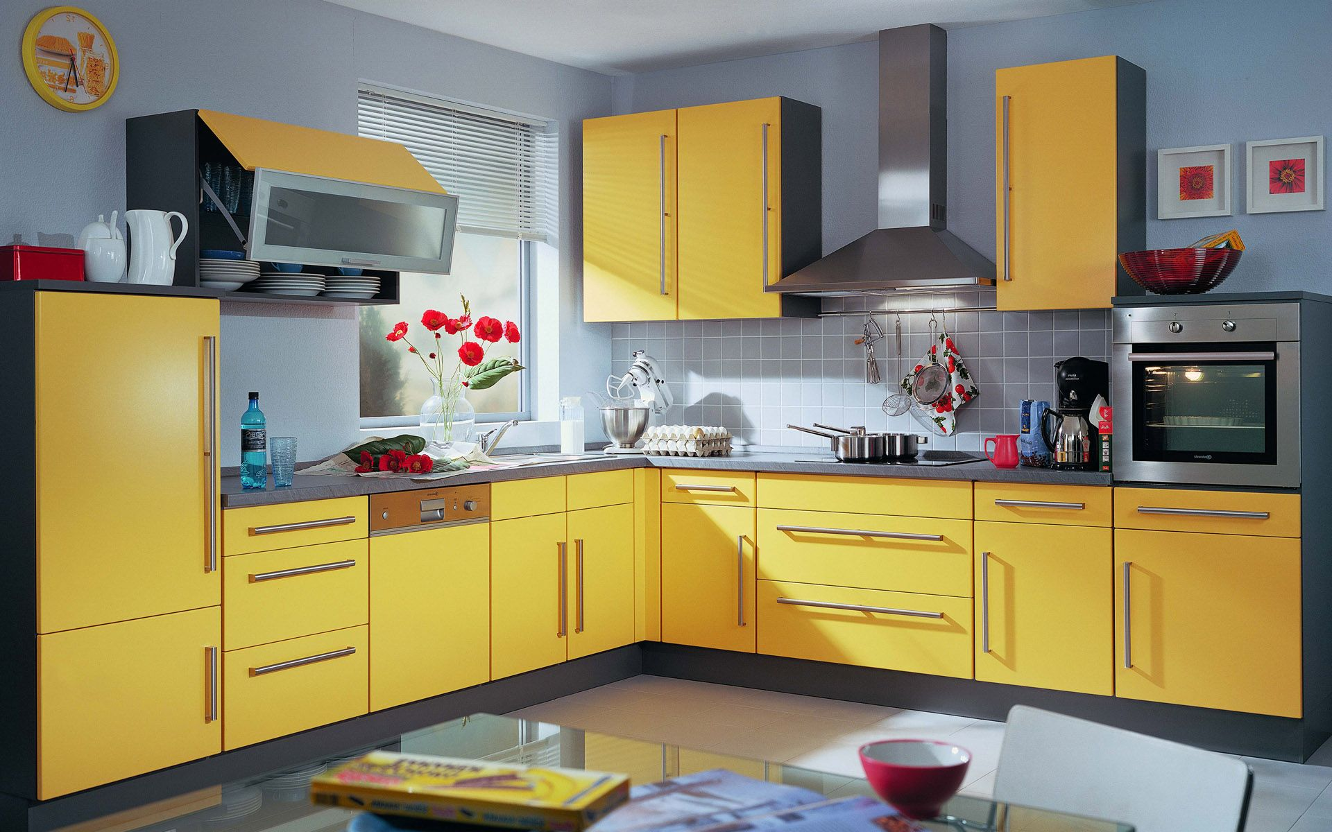 ремонт кухни в квартире
